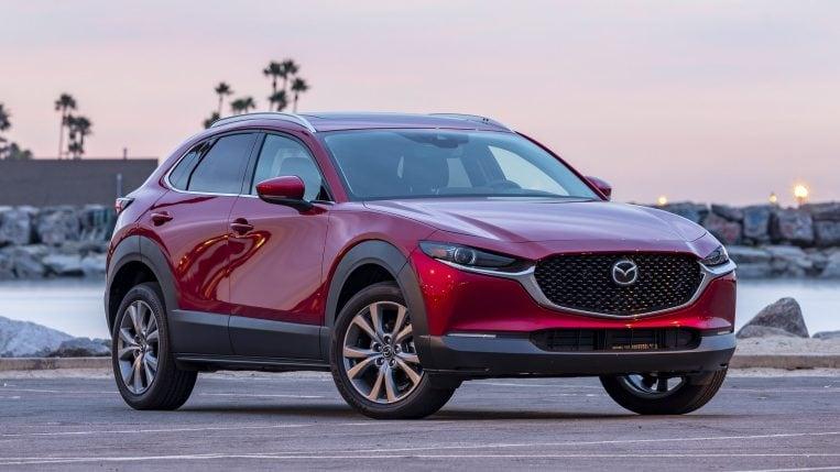 2020 Mazda Cx 30 Vs 2020 Mitsubishi Outlander Sport Kelley Blue Book