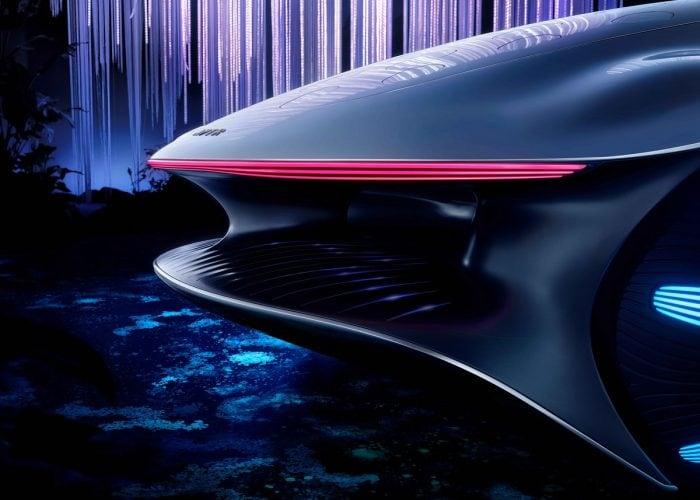 Mercedes-Benz Vision AVTR First Look | Kelley Blue Book