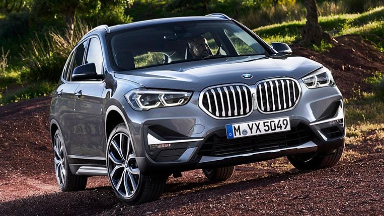 4. 2020 BMW X1