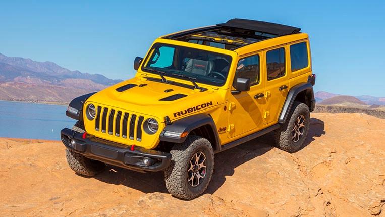 Best Off Road Jeep Tires >> Best Off Road Suv Resale Value 2020 Jeep Wrangler 4 Door