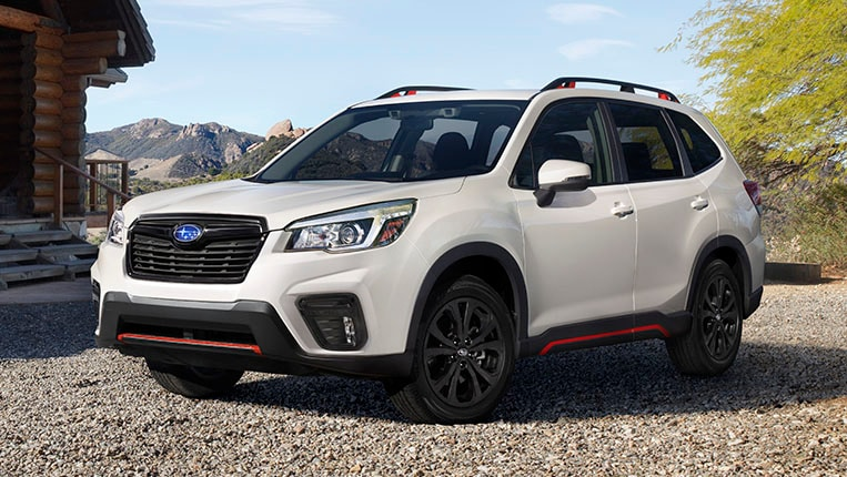 Who Owns Subaru >> Best Compact Suv Resale Value 2020 Subaru Forester Latest