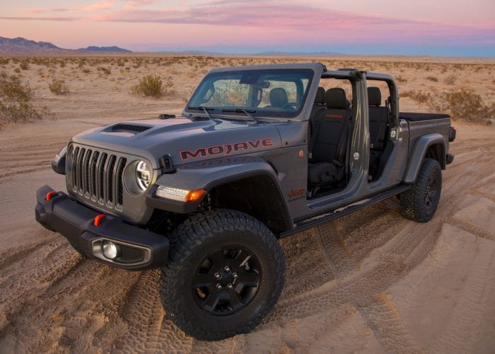 Jeep Gladiator Mojave Edition For Sale