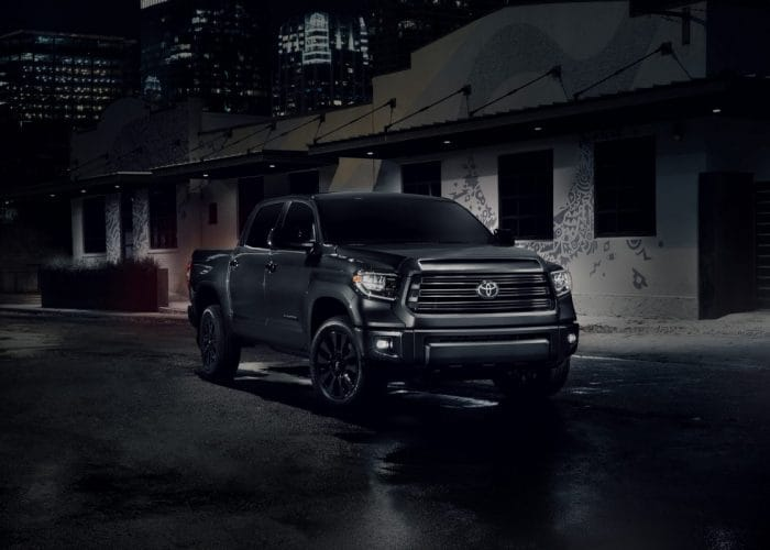 2021 Toyota Tundra Special Editions First Look