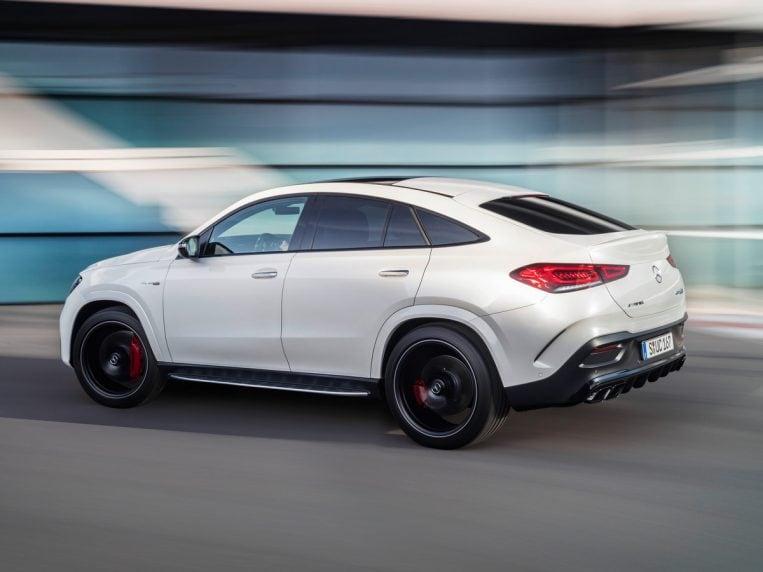Mercedes-AMG GLE 63 S Coupé 2021 prichádza