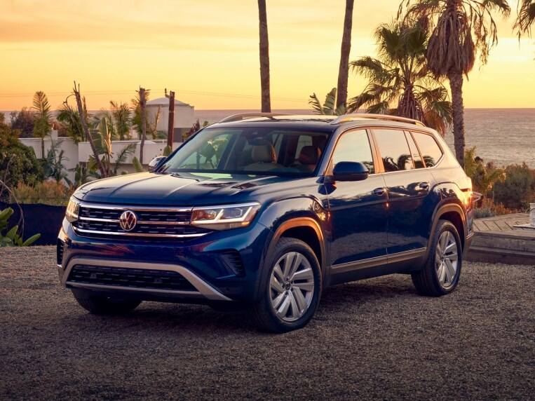 10 most affordable three-row vehicles of 2021 | kelley