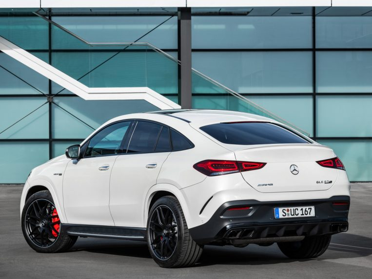 2021 Mercedes-AMG GLE 63 S Coupe First Look | Kelley Blue Book