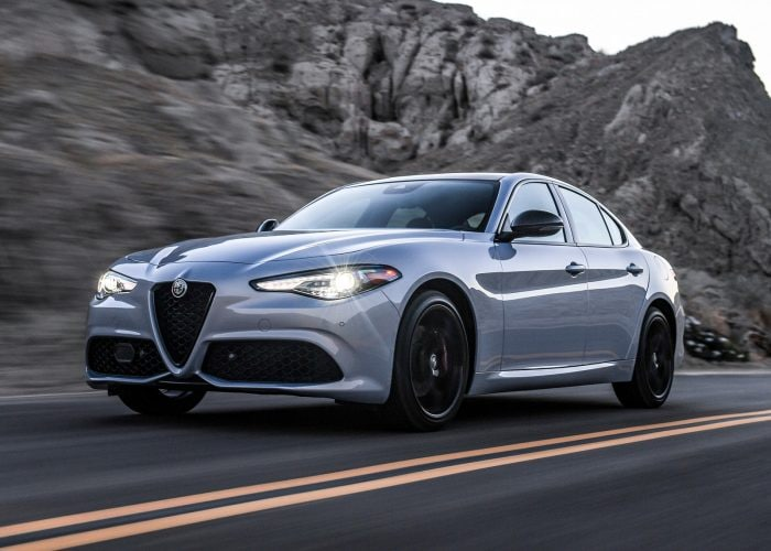 2020 Alfa Romeo Giulia First Review | Kelley Blue Book