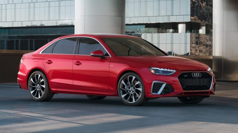 2021 audi a4 first review  kelley blue book