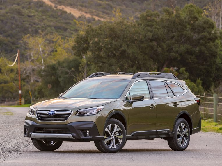 2020 Subaru Outback Ownership Review Kelley Blue Book