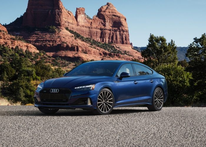 2021 Audi A5 First Review | Kelley Blue Book