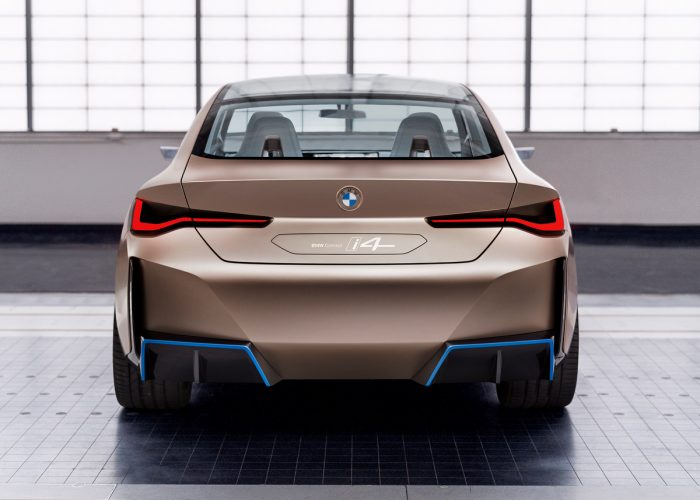 BMW Concept i4 First Look | Kelley Blue Book