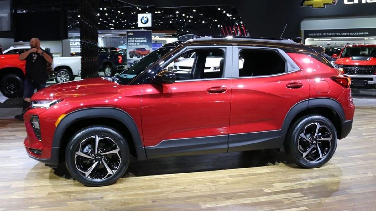 2021 Chevrolet Trailblazer First Look | Kelley Blue Book