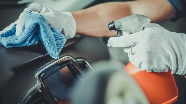 How to clean your car to reduce the spread of the coronavirus ...