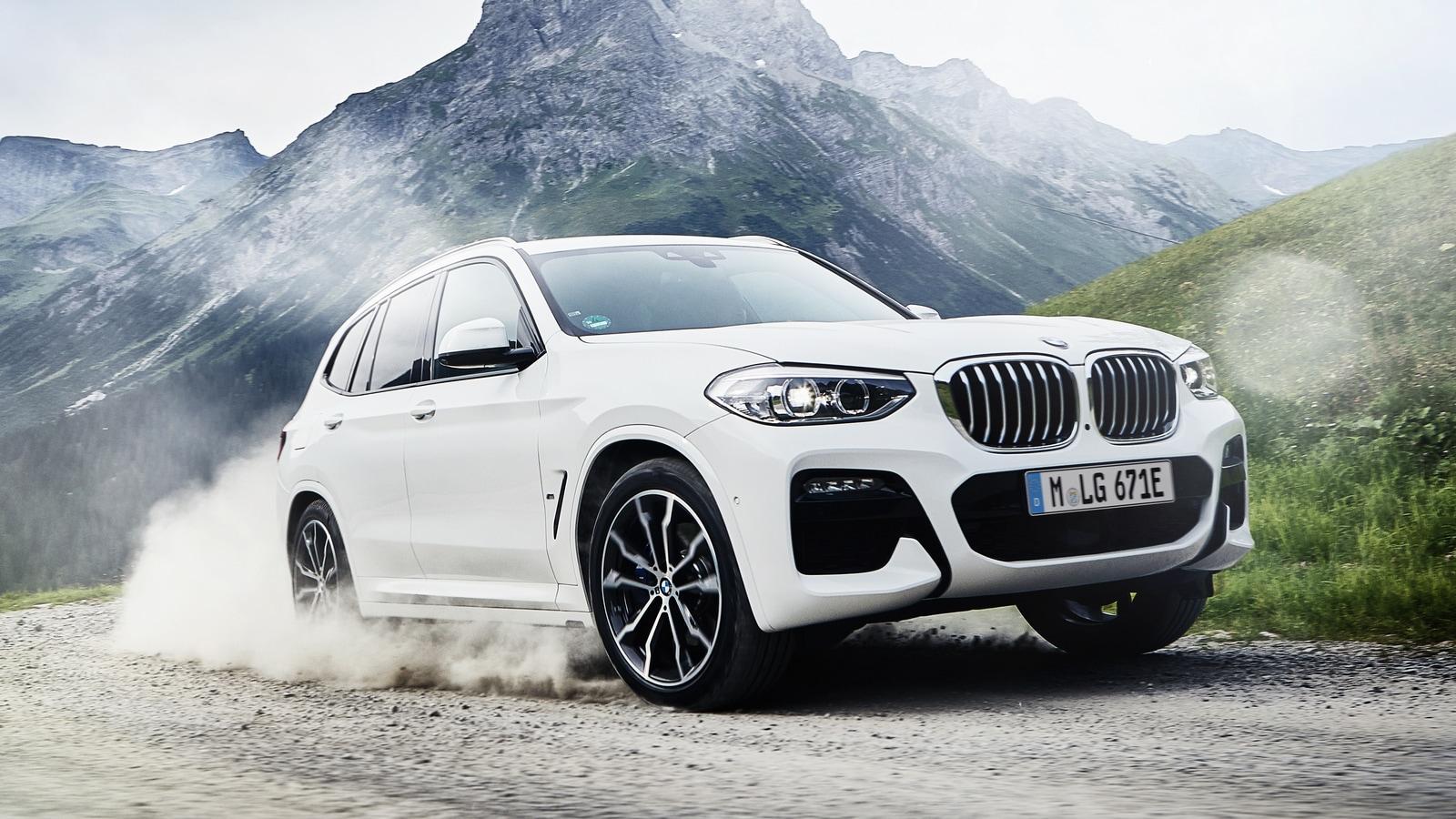 2021 BMW X3 Spy Shoot