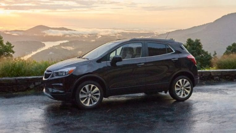 2021 Buick Encore First Review | Kelley Blue Book
