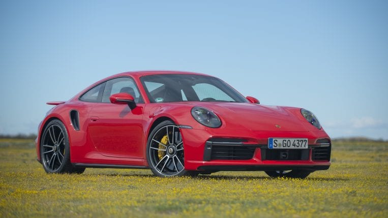 2021 Porsche 911 Turbo S First Review Kelley Blue Book