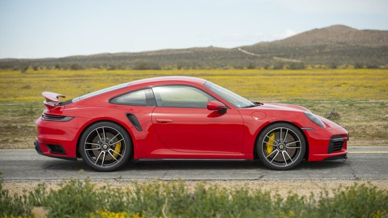 2021 Porsche 911 Turbo S First Review Kelley Blue Book