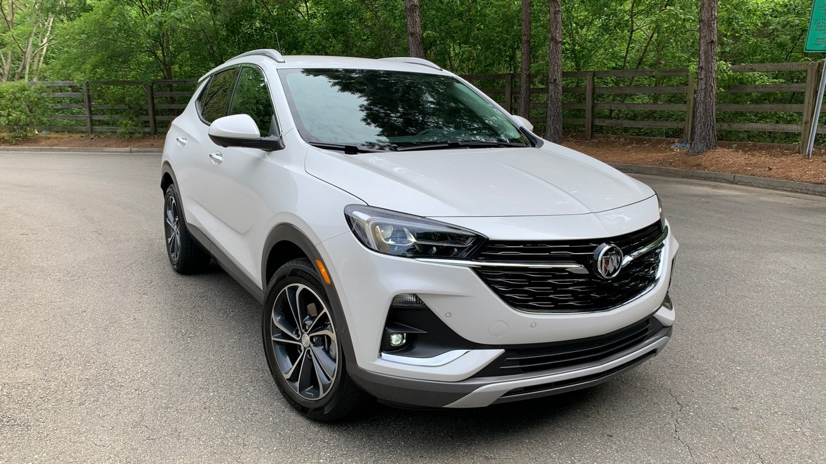2021 Buick Encore Review