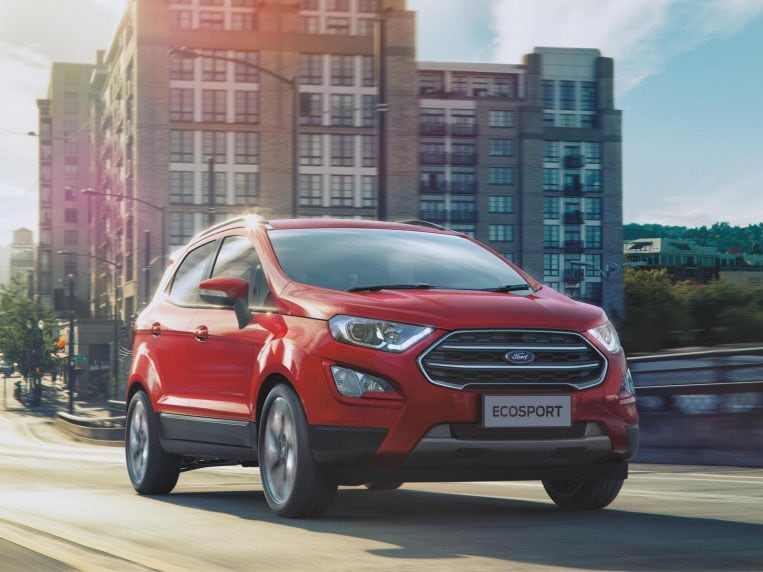 2021 Ford EcoSport First Review   Kelley Blue Book