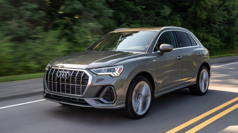 2021 audi q3 first review  kelley blue book