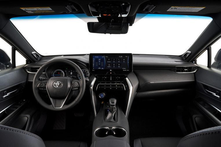 2021 toyota venza first review