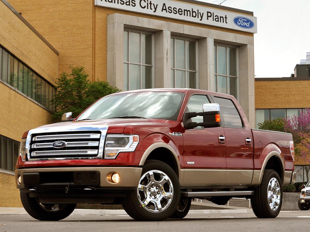 10 Best Used Full Size Trucks Under 15 000 Kelley Blue Book