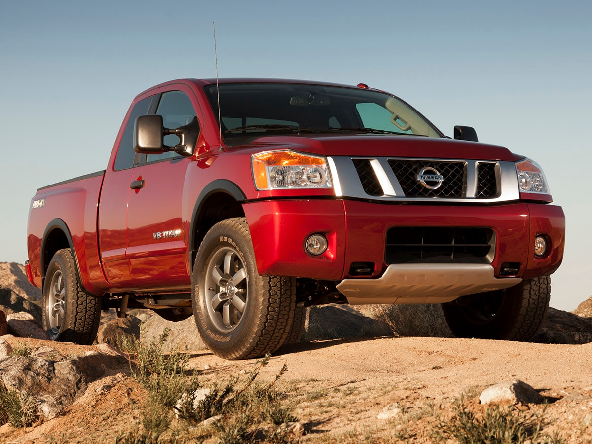 2015 Nissan Titan Values Cars For Sale Kelley Blue Book