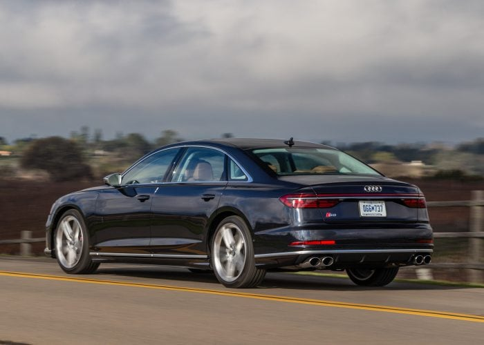 2021 Audi A8 First Review | Kelley Blue Book