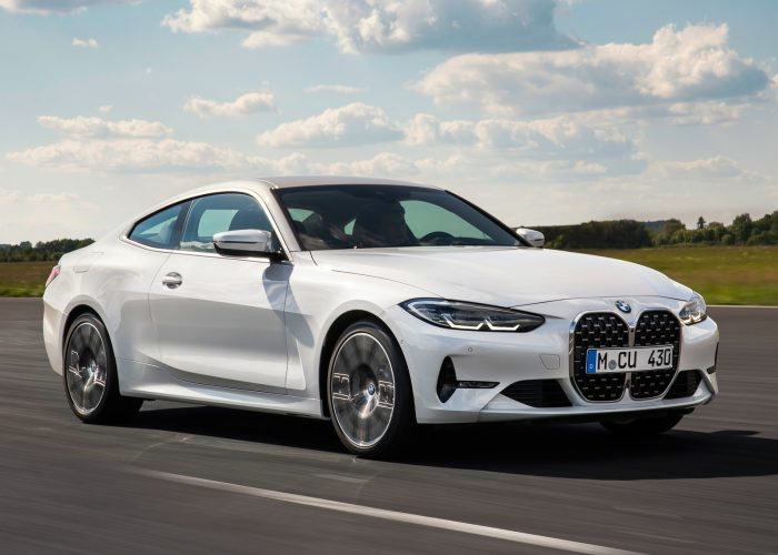 2021 BMW 4 Series Coupe First Look | Kelley Blue Book