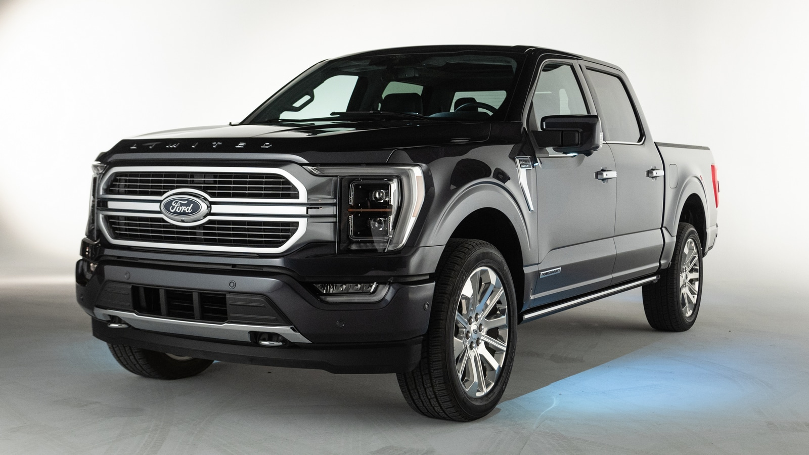 2021 Ford F