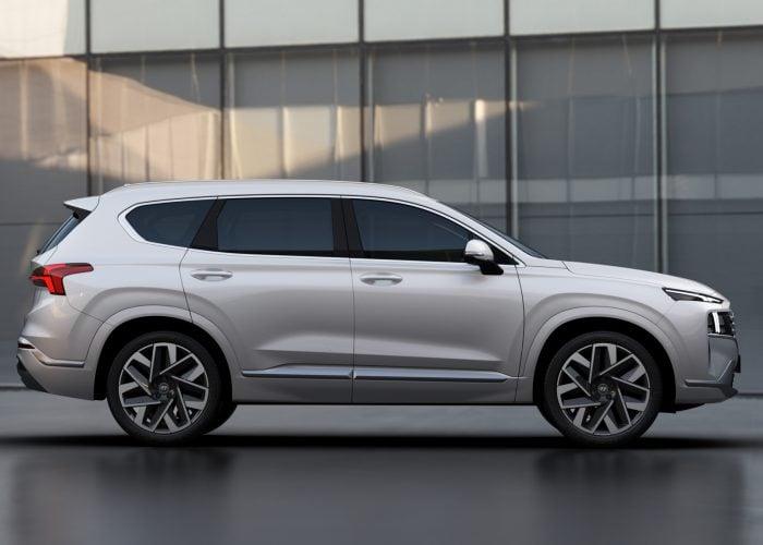 2021 Hyundai Santa Fe Info In San Antonio Tx