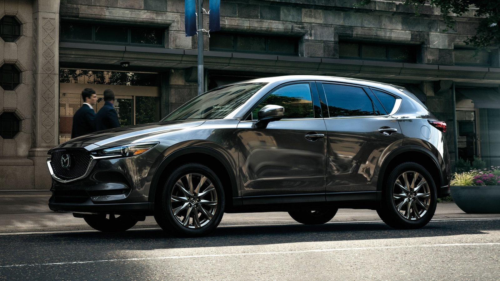 2020 Mazda CX-5 vs. 2020 Ford Escape Comparison | Kelley ...
