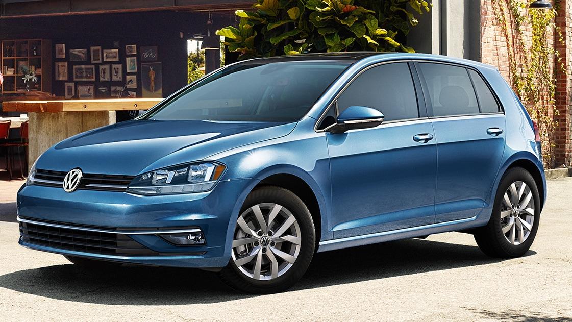 2021 Volkswagen Golf Review Kelley Blue Book
