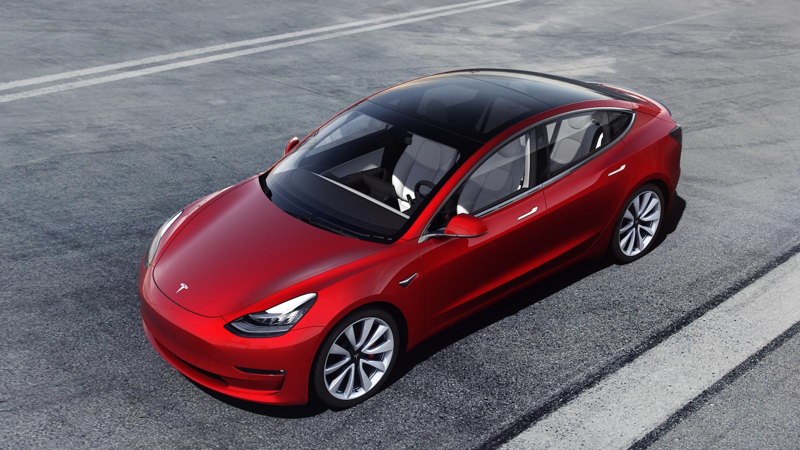 Tesla Raises Prices of Model 3, Model Y