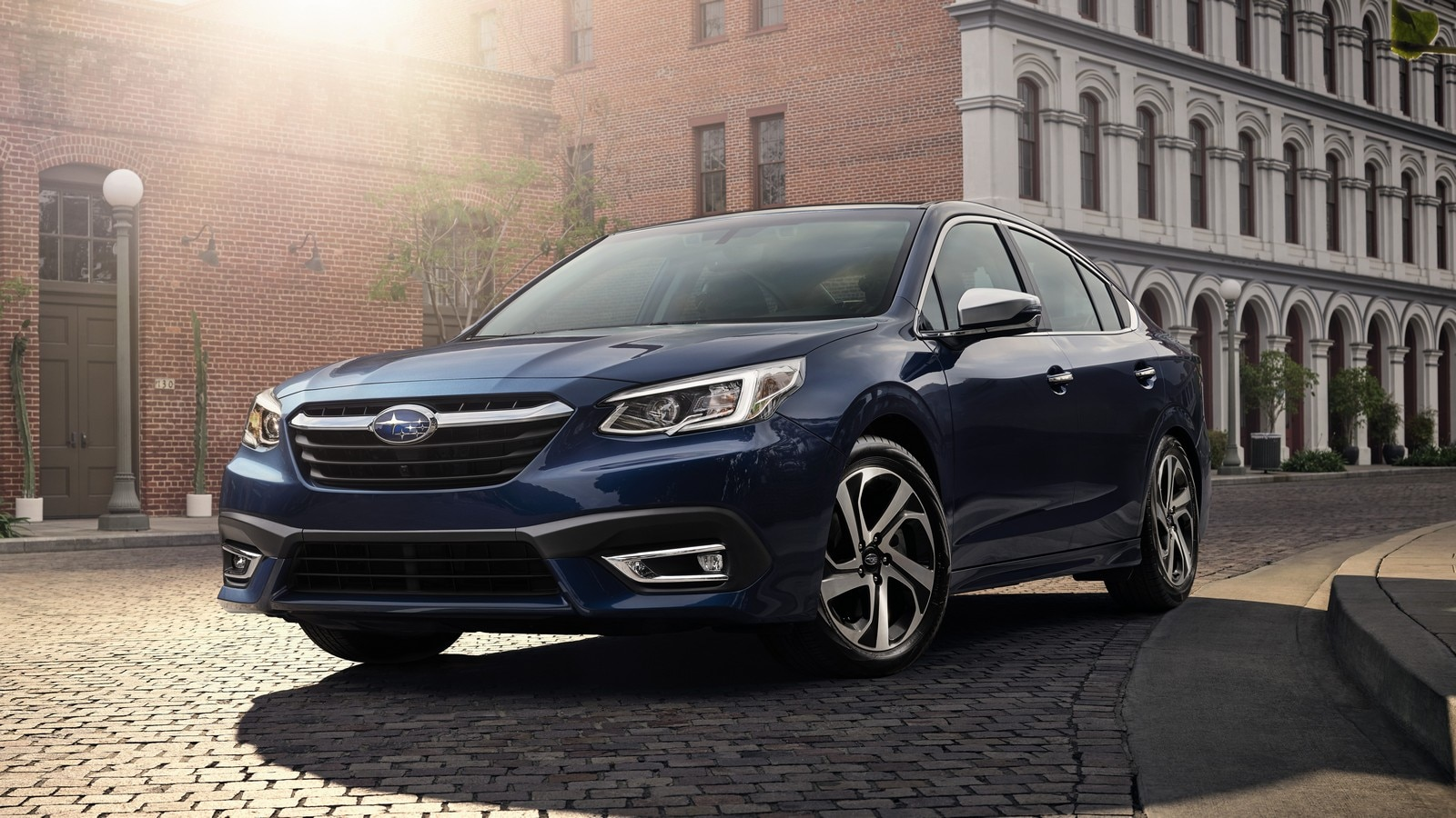 First Drive 2021 Subaru Legacy Gt
