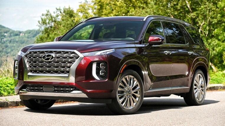 Top Of The Line Hyundai Palisade To Get Front Wheel Drive Model Price Drop Kelley Blue Book