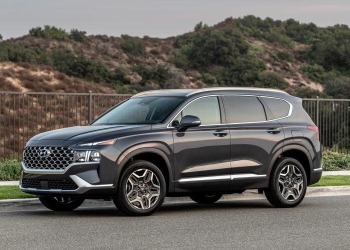 2021 Hyundai Santa Fe First Look | Kelley Blue Book