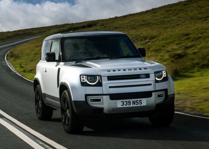 2021 Land Rover Defender Review   Kelley Blue Book