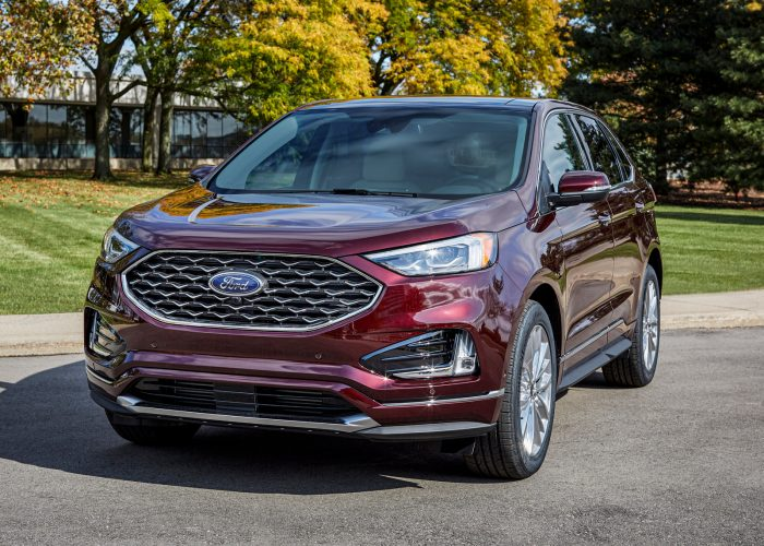 2021 Ford Edge Review   Kelley Blue Book