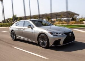 Research 2021                   LEXUS LS/LS HYBRID pictures, prices and reviews