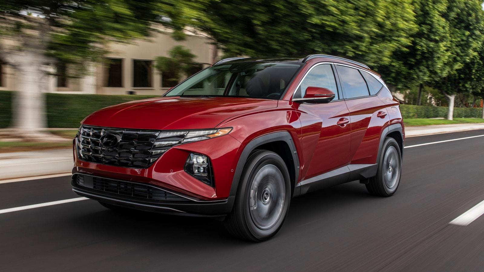 2022 Hyundai Tucson vs. 2022 Mitsubishi Eclipse Cross Comparison