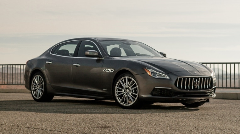 2021 Maserati Quattroporte GranLusso