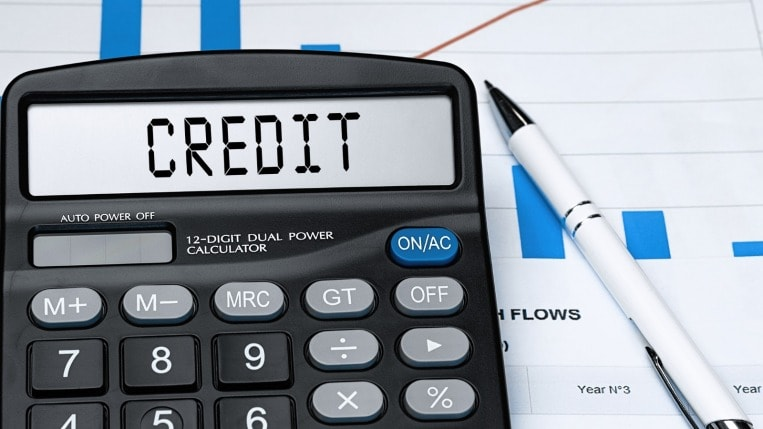 Credit score information for leasing