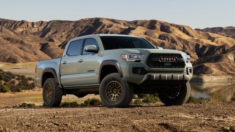 2022 Toyota Tacoma Trail Edition