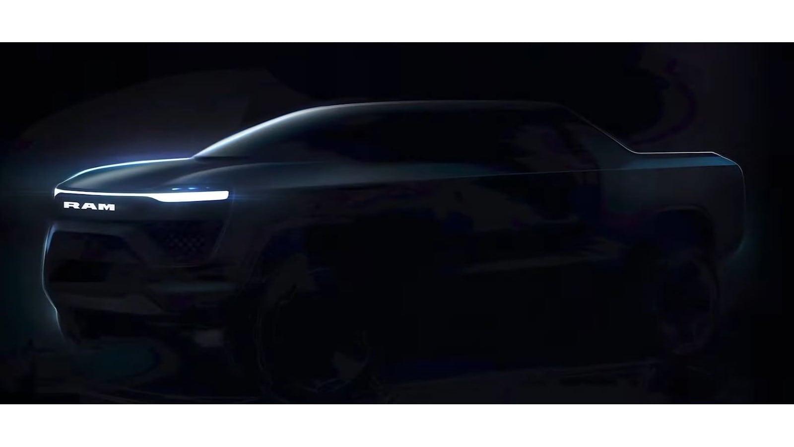 Ram 1500 EV 2024