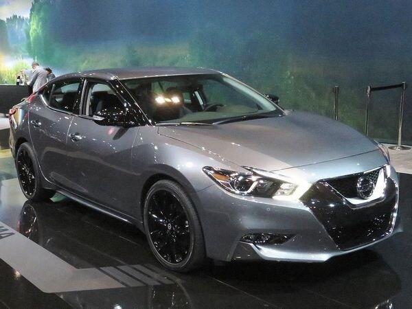 2017 Nissan Altima Midnight Edition >> Nissan Midnight Edition Lineup Grows Latest Car News