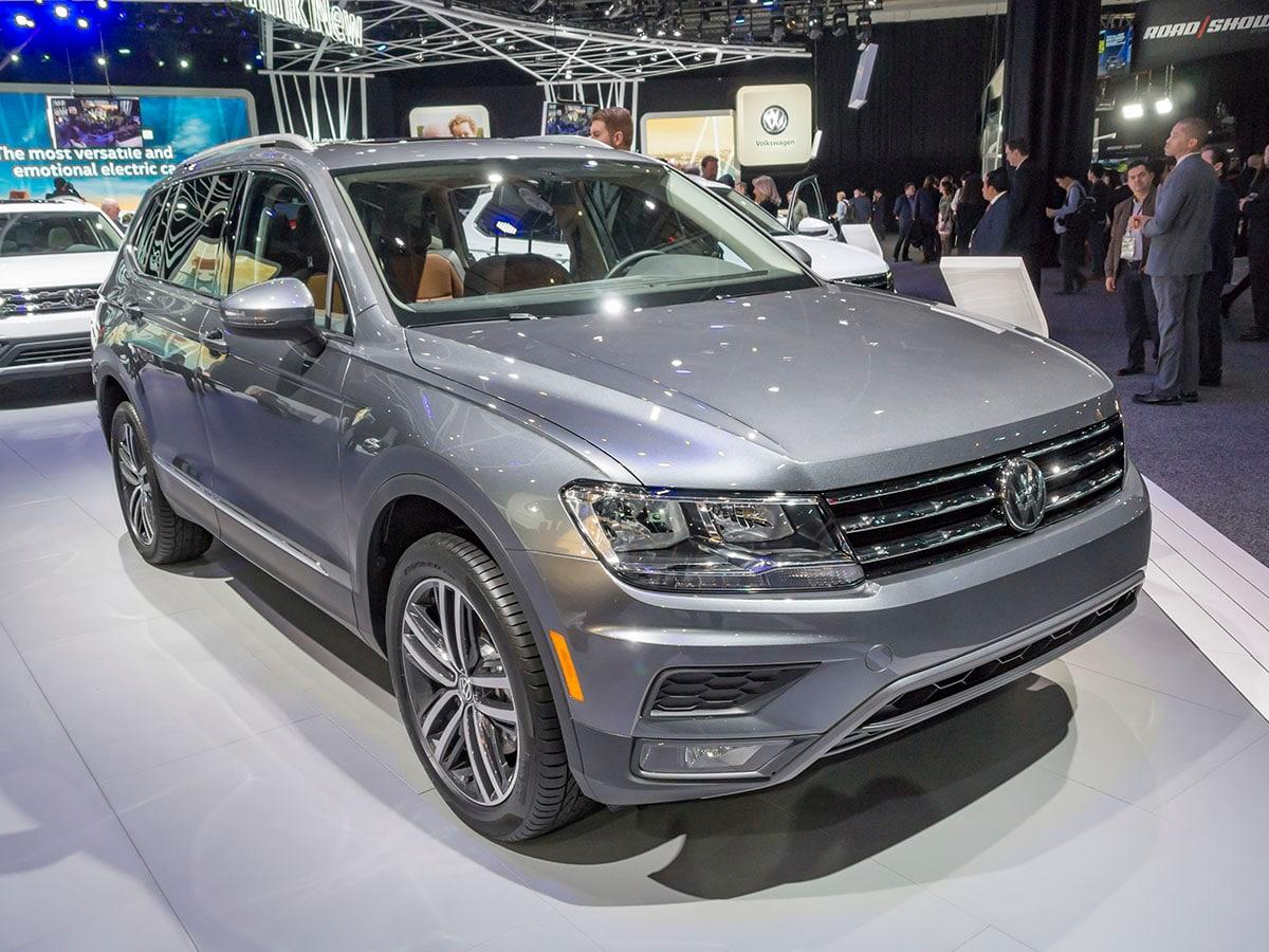 2018 Volkswagen Atlas R Line Bows Kelley Blue Book
