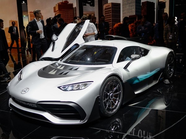 Mercedes Amg Project One 1 000 Horsepower 217 Mph Kelley Blue Book
