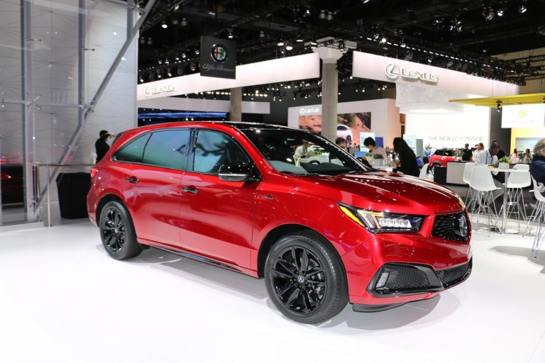 2020 Acura Mdx Pmc Edition First Look Kelley Blue Book