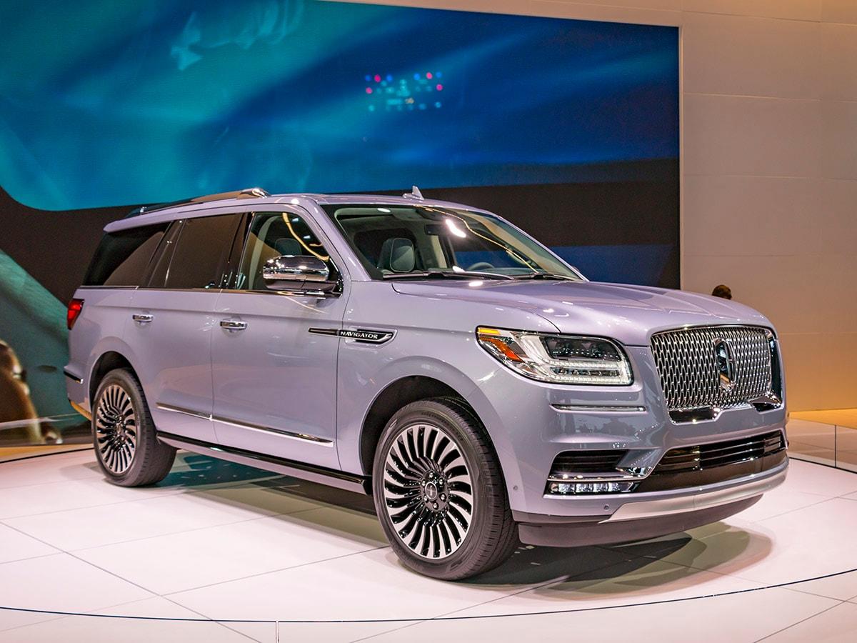 Lincoln Latest Models >> 2018 Lincoln Navigator Full Size Luxury Supreme Service